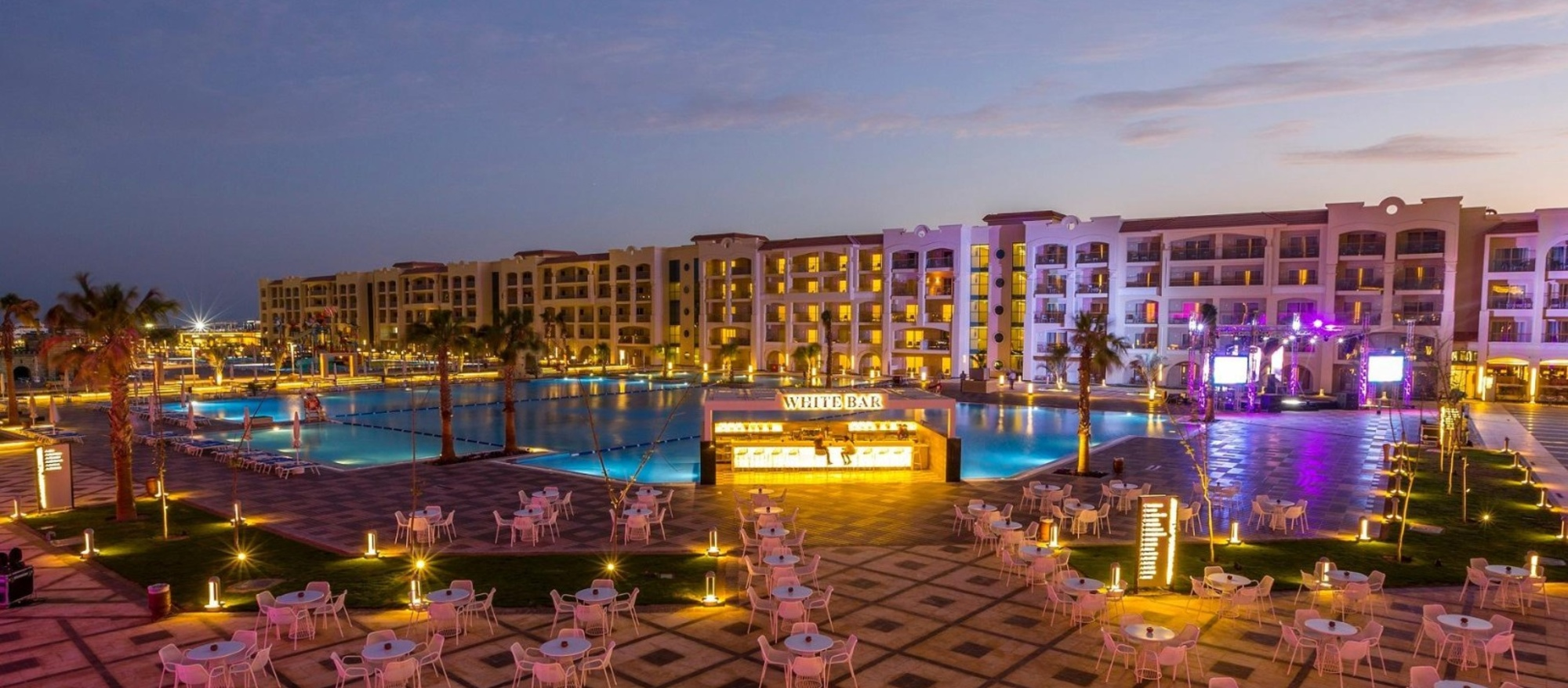 ALBATROS WHITE BEACH RESORT 5 *, AI, Hurgada