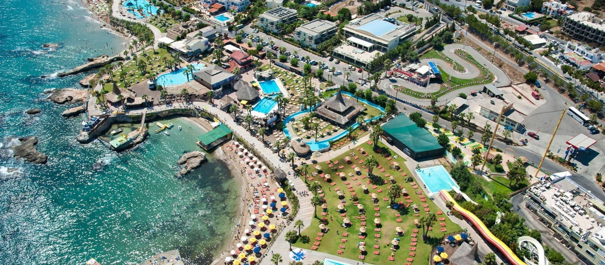Star Beach Village & Waterpark 4*, Крит