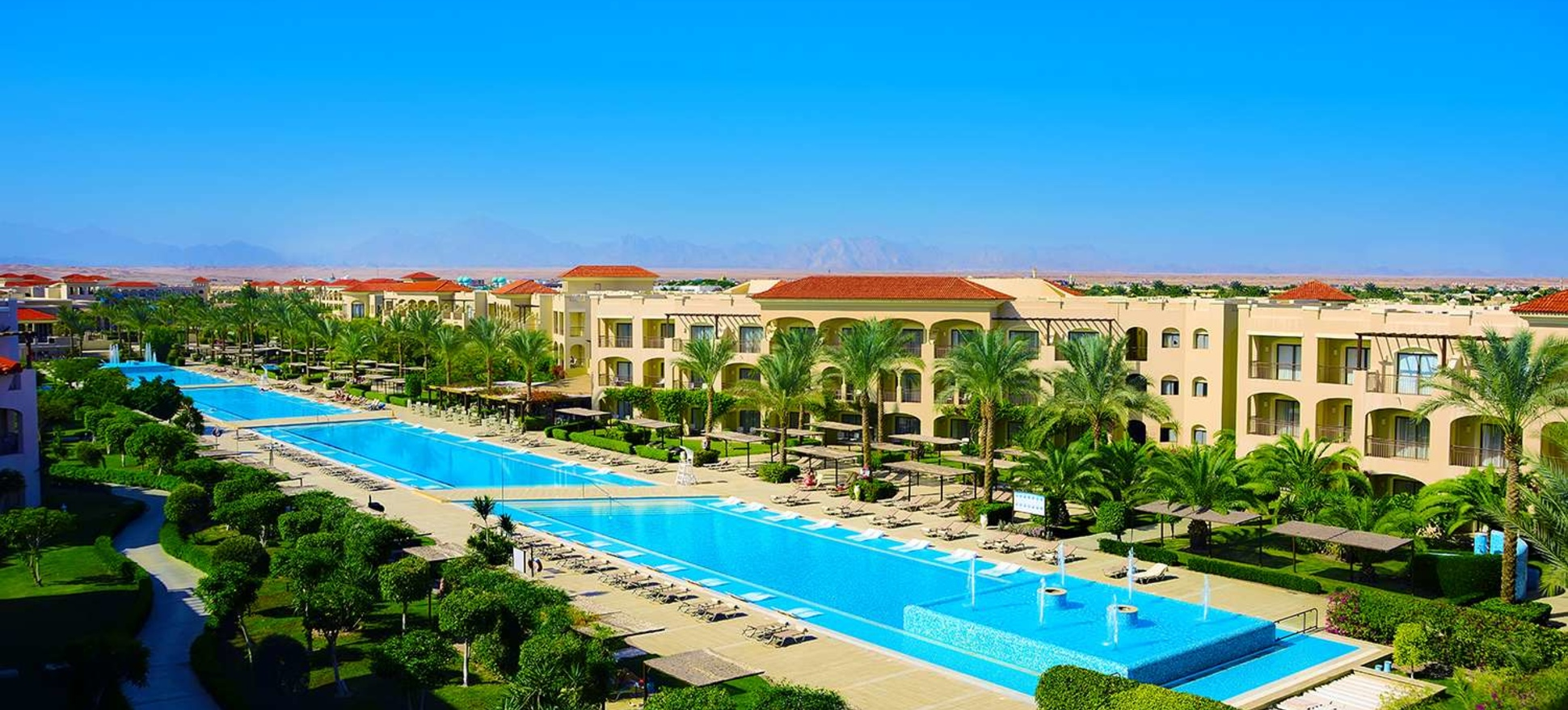 JAZ AQUAMARINE RESORT HURGHADA 5 *