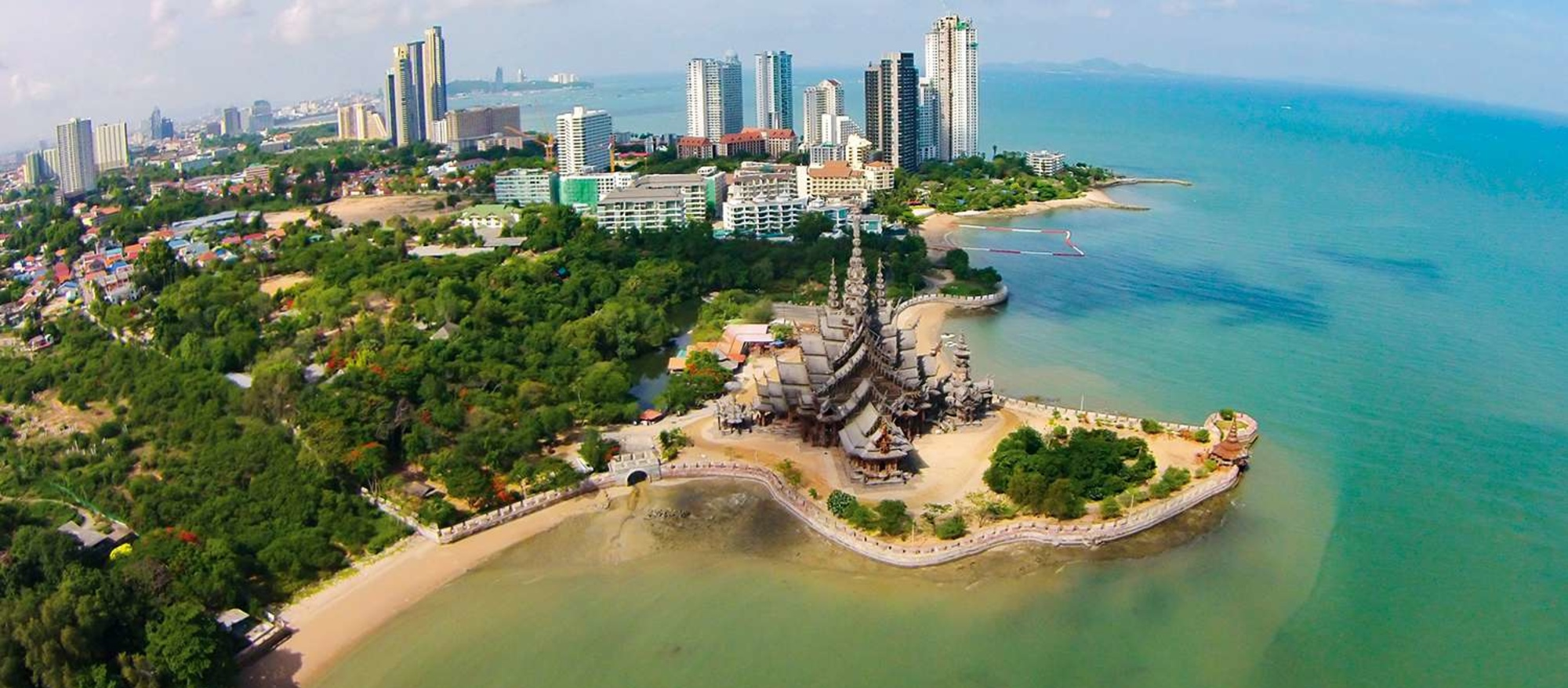 Combined tour Bangkok (3n) – Pattaya (the rest nights)