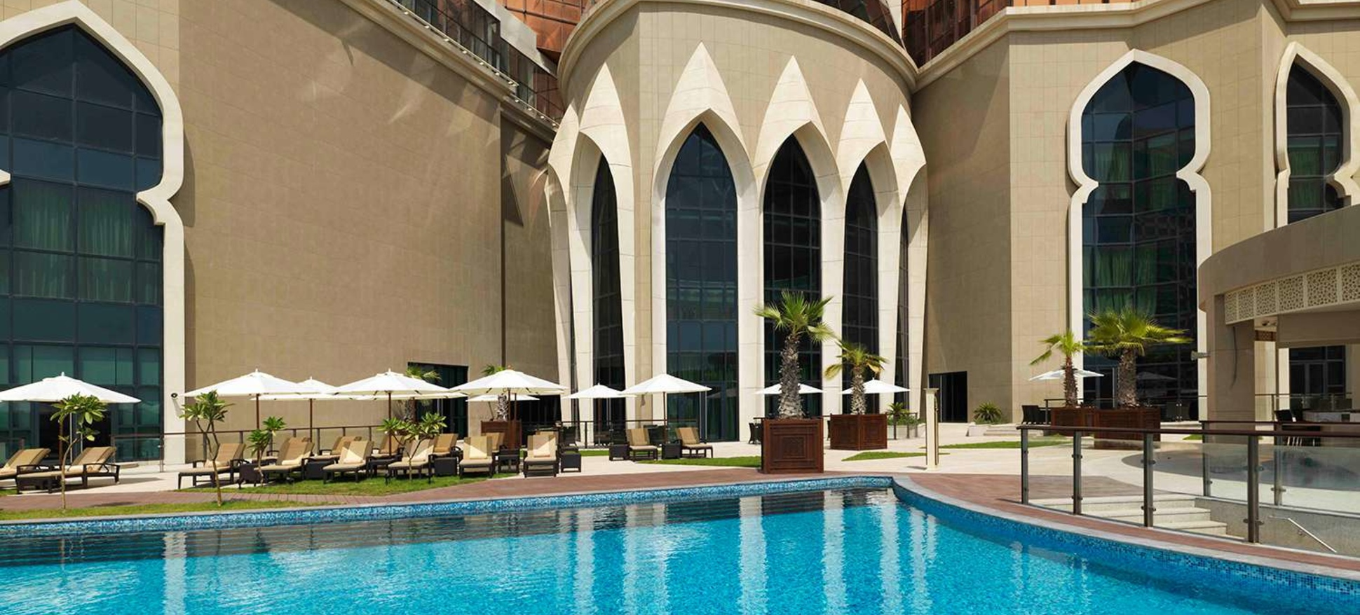 Bab Al Qasr Beach Resort & SPA 5*