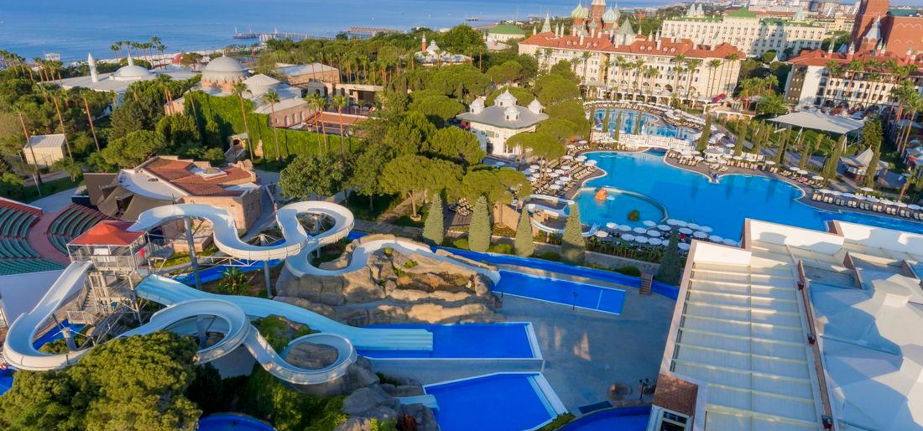 SWANDOR HOTELS & RESORT TOPKAPI PALACE 5*